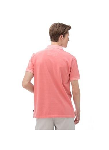 Nautica Tişört Pembe